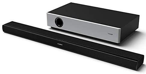 Barre de son 2.1 Sharp HT-SBW160 - Caisson de basses sans fil, Bluetooth, HDMI, 360W