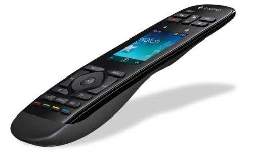 Télécommande Universelle Logitech Harmony Touch avec Ecran LCD tactile