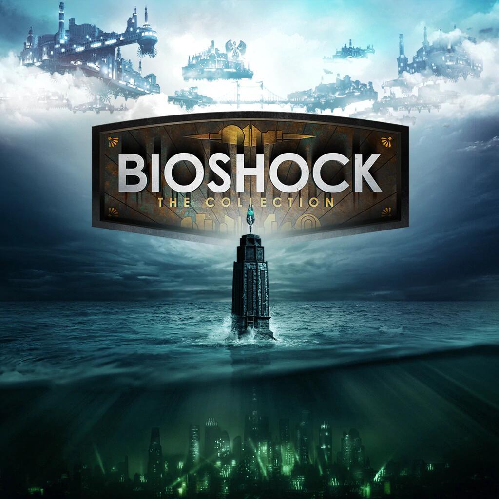 Sélection de jeux dématérialisés sur Xbox One & Series S/X en promotion - Ex: Bioshock The Collection