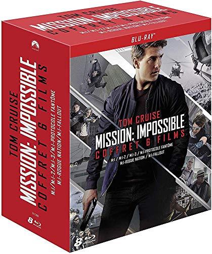 Coffret Blu-Ray Mission : Impossible - L'intégrale des 6 Films