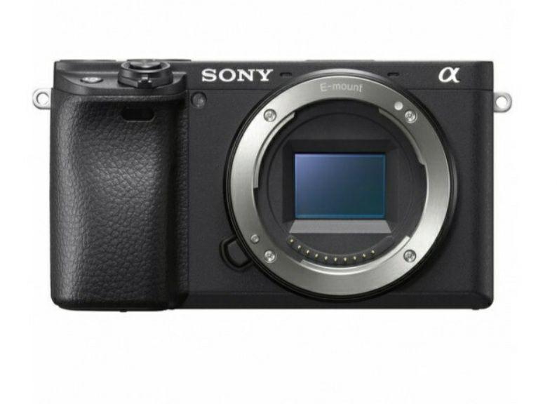 Appareil photo Sony A6400 - Noir (Boîtier Nu) - Kamera-express.fr