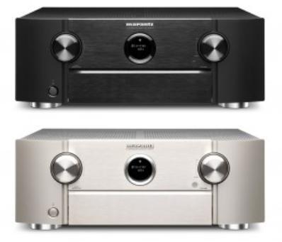 Ampli HC 9.2 (5.1.4 / 7.1.2) Marantz SR6010 - 4K, HDCP 2.2, Dolby Atmos, DTS:X, MultEQ XT, Ethernet / Bluetooth / Wi-Fi / USB / Spotify / Airplay