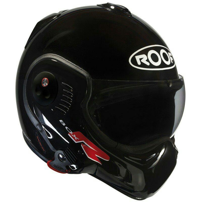 Casque Roof RO5 Boxer V8R - Noir