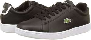 Chaussures Lacoste Carnaby Evo Noir - Plusieurs tailles