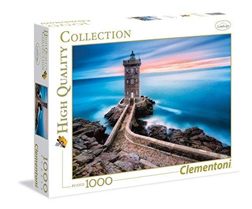 Puzzle Clementoni Le phare - 1000 Pièces (393343)
