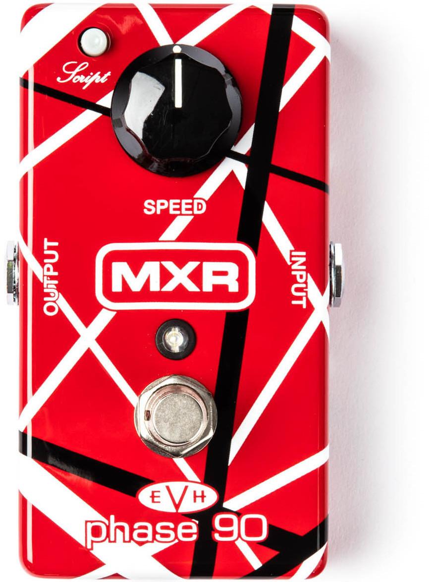 [Pré-commande] Pédale d'effets guitare MXR EVH Phase 90 Eddie Van Halen