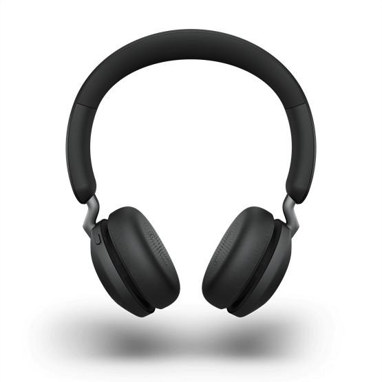 Casque audio sans-fil Jabra Elite 45H - noir titane