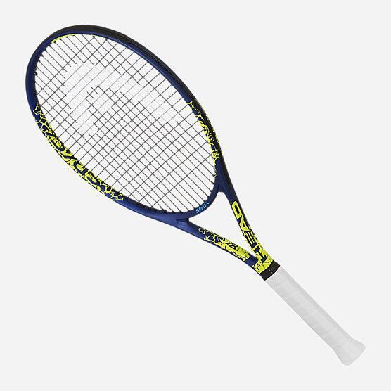 Raquette de tennis cordée adulte Spark Elite Jaune Head