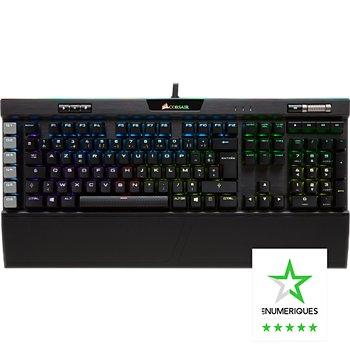 Clavier filaire Corsair Gaming K95 RGB Cherry MX Brown