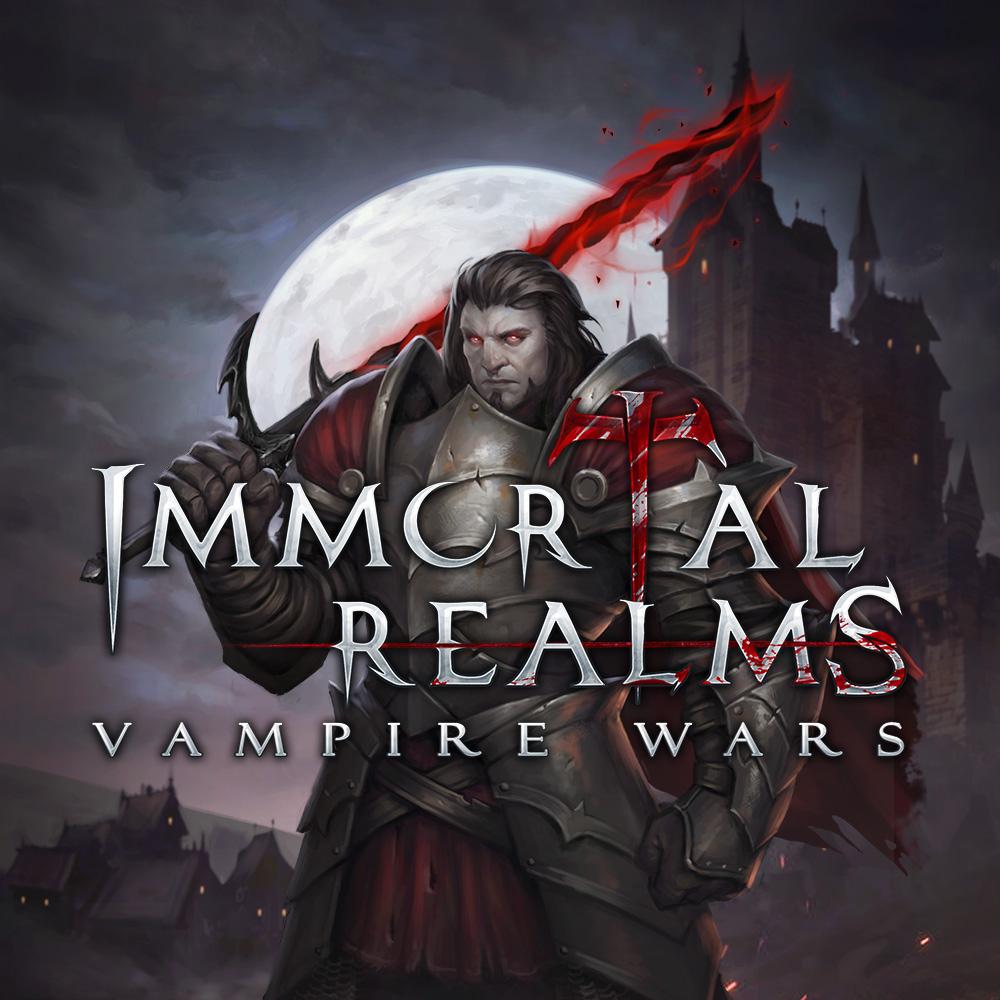 Sélection de jeux Nintendo Switch en promotion - Ex: Immortal Realms: Vampire Wars (Dématérialisé)