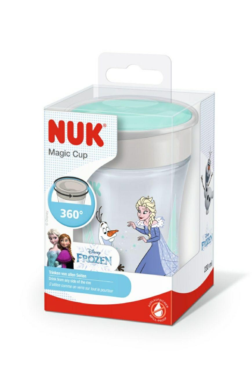 Tasse bébé Nuk Magic Cup 360° - Noz Chambly (60)