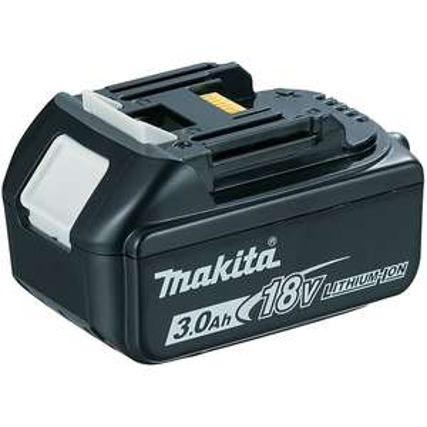 Batterie Makita Li Ion 18V 3Ah BL1830B - 197599-5 avec voyant de charge