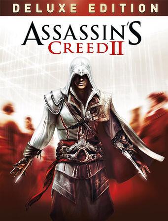 Assassin's Creed II Édition Deluxe sur PC (Dématérialisé - Ubi Connect)