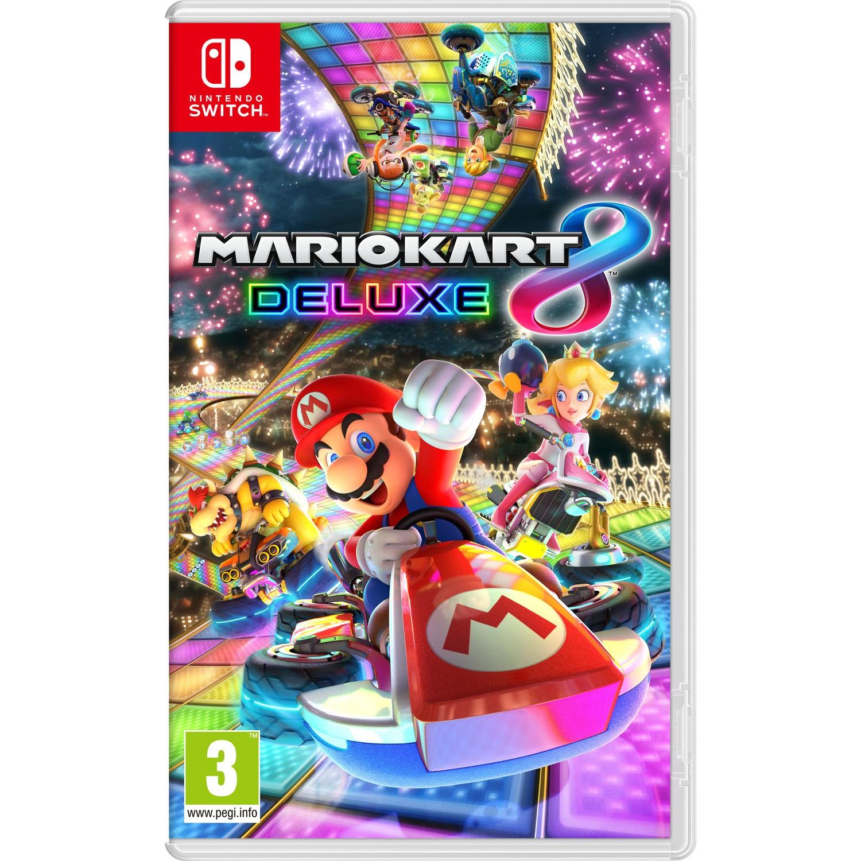 Jeu Mario Kart 8 Deluxe sur Nintendo Switch