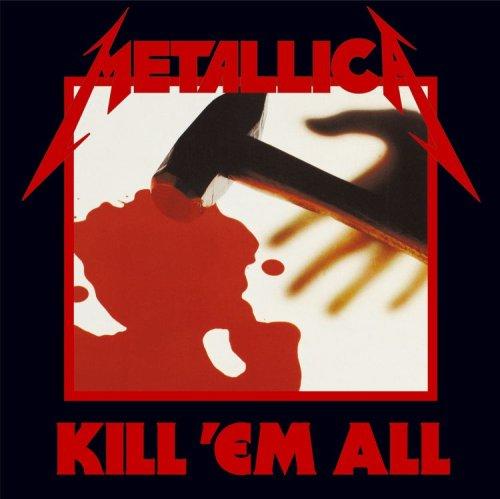 Vinyle Metallica - Kill 'Em All