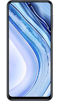 "Smartphone 6.67"" Xiaomi Redmi Note 9 Pro - 6 Go RAM, 128 Go, Gris"