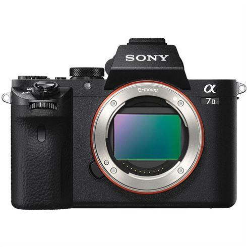 Appareil photo Hybride Sony Alpha 7 II - 24.3 Mpx, Boitier nu (kamera-express.fr)