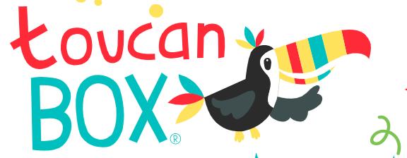 Première box ToucanBox Créativité et découvertes pour Enfants (Frais de port inclus - puis 9,95€ par mois - sans engagement - toucanbox.com)