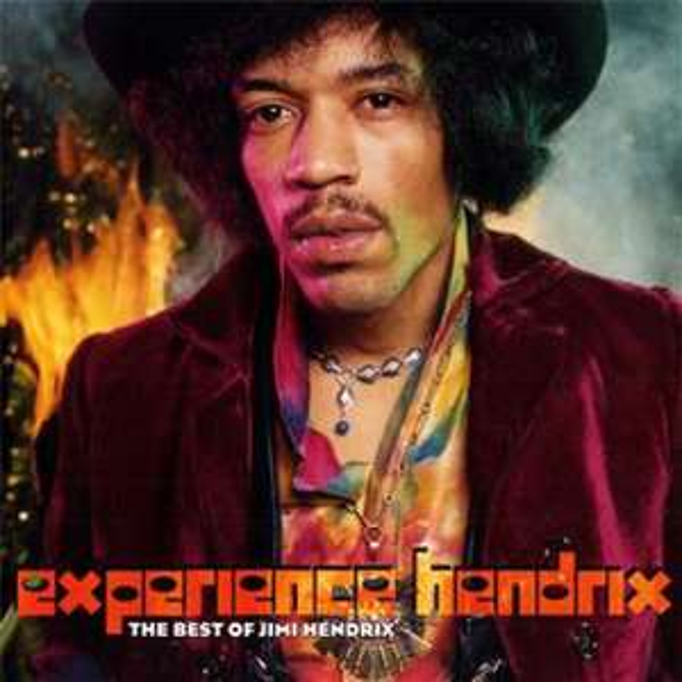 CD Experience hendrix : the best of jimi hendrix