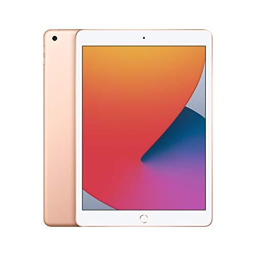 "Tablette 10.2"" Apple iPad (2020) - full HD Retina, A12, 3 Go de RAM, 32 Go, coloris or"