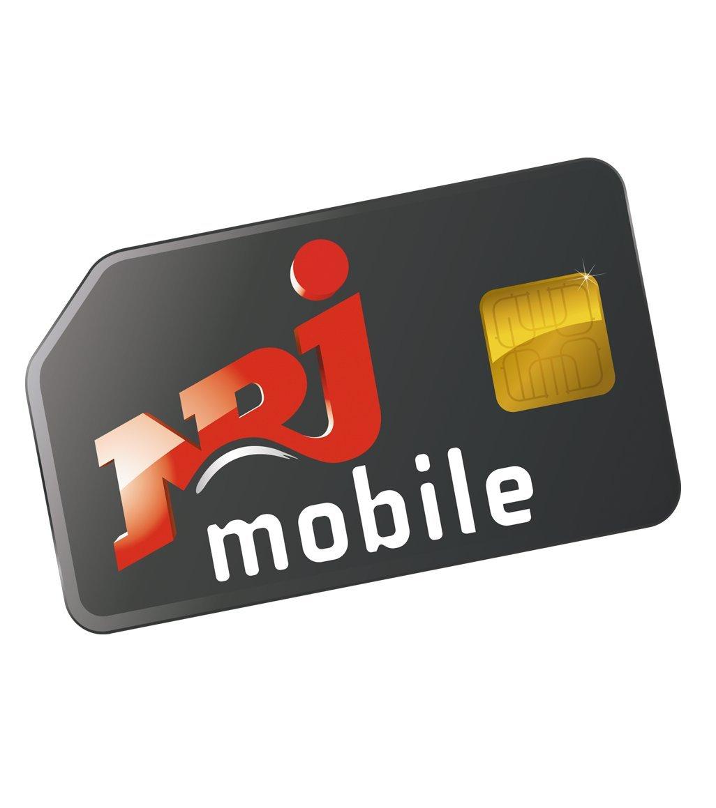 Forfait Mobile NRJ Mobile - appels/SMS/MMS illimités + 100 Go de DATA & 10Go en EU/DOM - pendant 12 mois (sans engagement)
