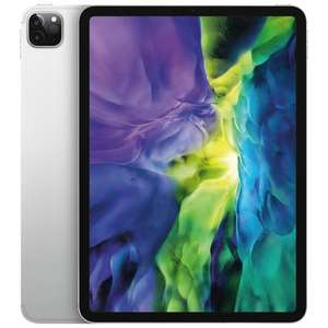 """Tablette 11"""" Apple iPad Pro (2020) - Wi-Fi + Cellular, 1 To, Argent (Frontaliers Suisse)"""