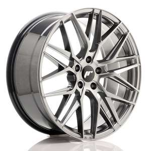 "Jante 20"" Japan Racing JR-28 20x8.5"" 5x108 ET40, Hyper Black (driftshop.fr)"