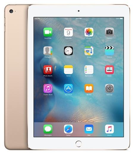 """Tablette 9.7"""" iPad Air 2 Wi-Fi (Reconditionné) - 64 Go à 459€ ou 16 Go"""