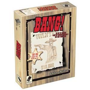 Jeu d'ambiance Asmodee BAN01 - Bang