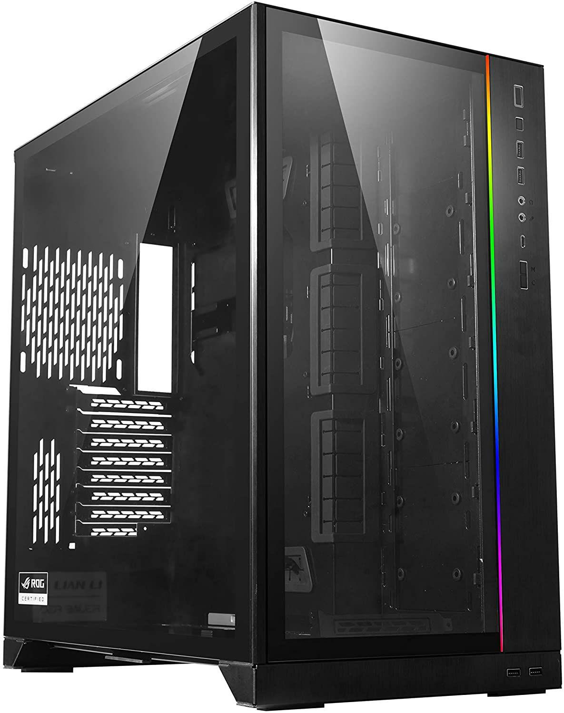 Boîtier PC Lian Li O11Dynamic XL ROG Certified - noir