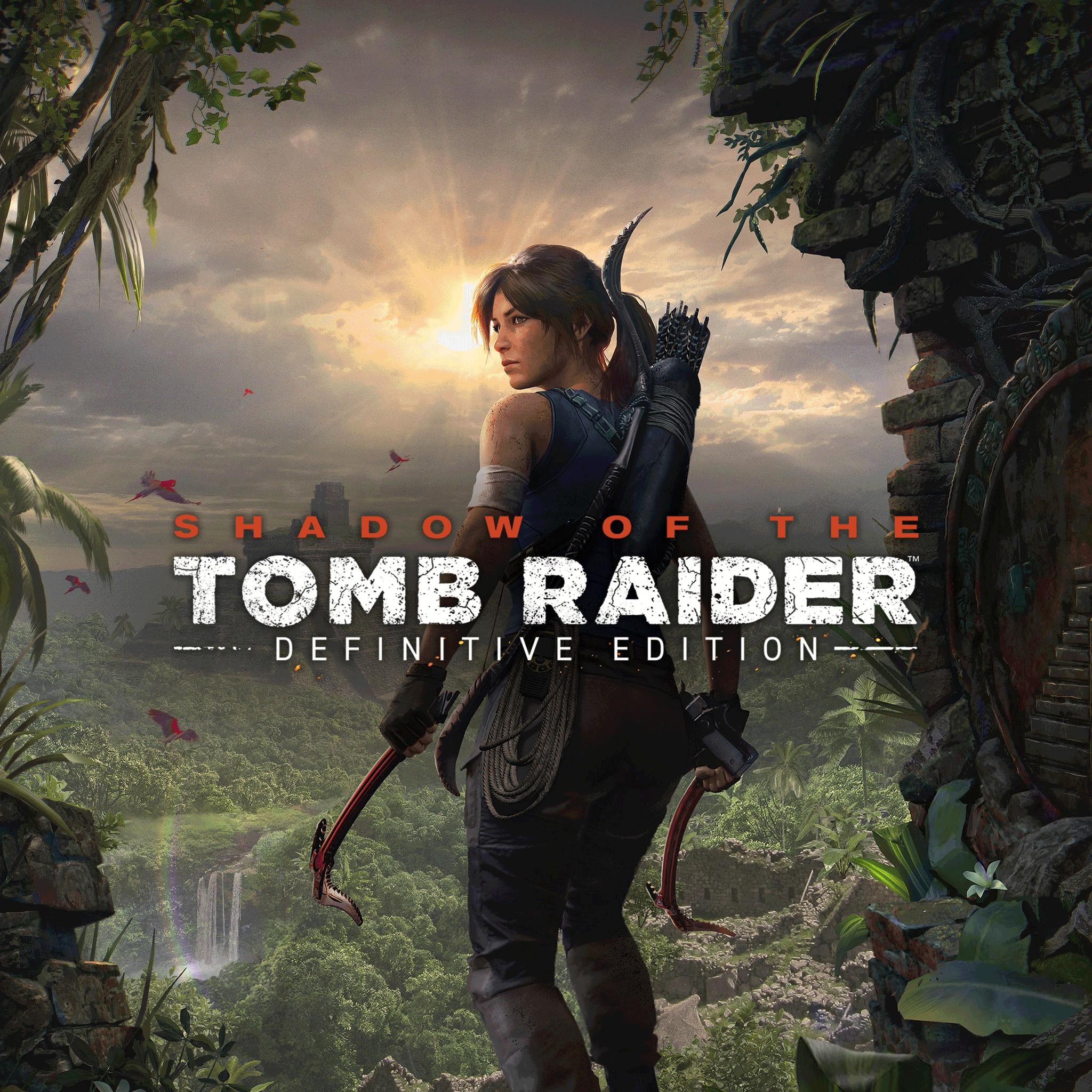 Shadow of the Tomb Raider Definitive Edition sur Google Stadia (Dématérialisé)