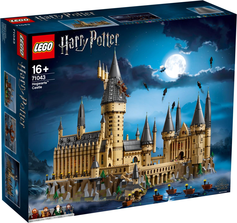 Jouet Lego Harry Potter - Le château de Poudlard (71043)
