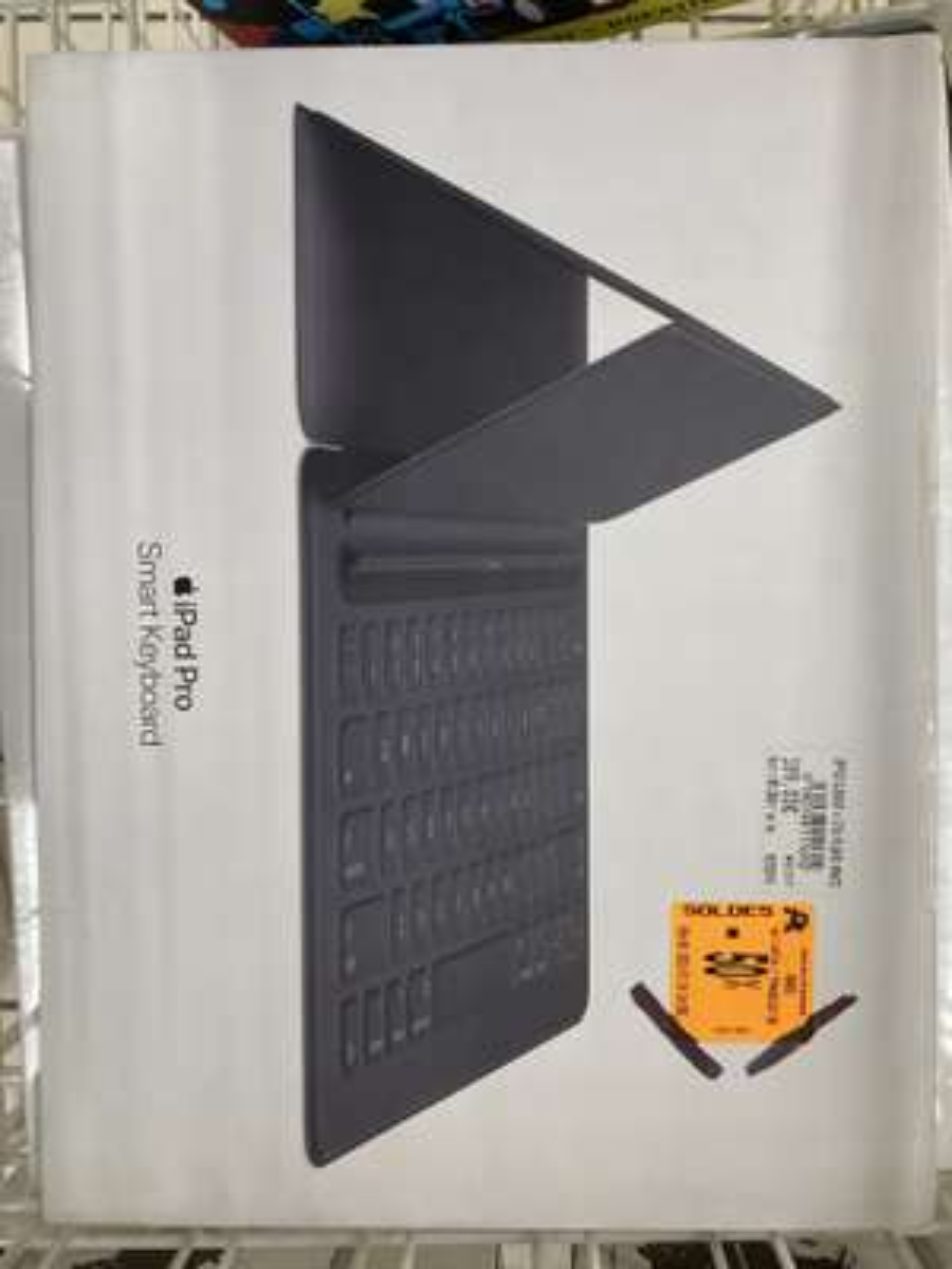Apple Smart Keyboard pour iPad Pro - Roncq (59)