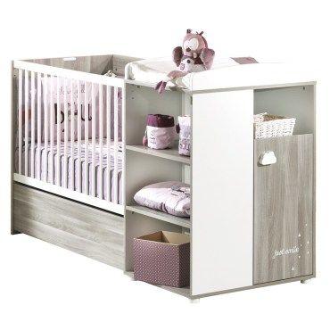 Lit bébé combiné évolutif de 120 x 60 cm en 190 x 90 cm (vendeur tiers)
