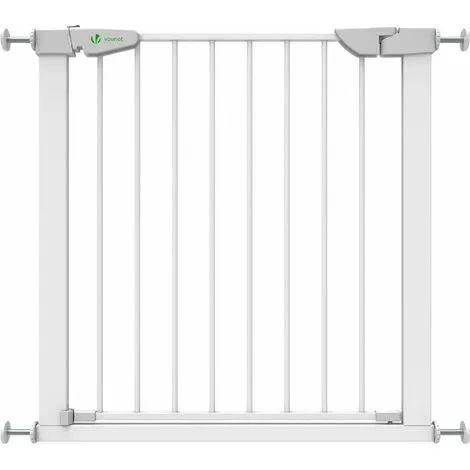 Barrière de sécurité pour enfants ou animaux - 74/98cm