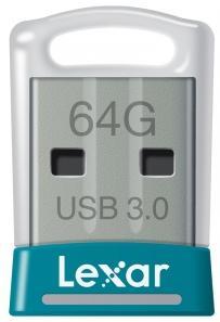 Clé USB 3.0 Lexar JumpDrive S45 (jusqu'à 150 Mo/s) - 64 Go
