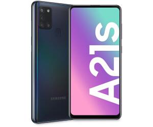 "Smartphone 6.5"" Samsung Galaxy A21s - 3 Go RAM, 128 Go, Noir"
