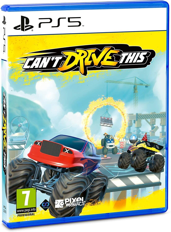 [Pré-commande] Can't Drive This sur PS4 à 20.53€ ou sur PS5 à 23.98€