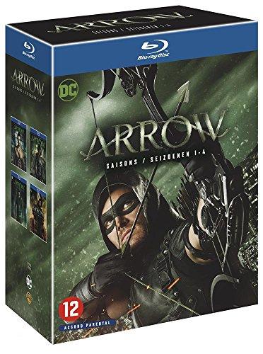 Coffret Blu-ray Arrow - Saisons 1 à 4 (vendeur tiers)