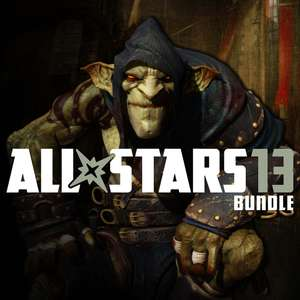 All Stars Bundle: 7 jeux PC dont Styx: Master of Shadows, Narcos, American Fugitive, Overlord Collection... (Dématérialisé - Steam)
