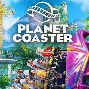 Planet Coaster sur PC et Mac (Dématérialisé - Steam)