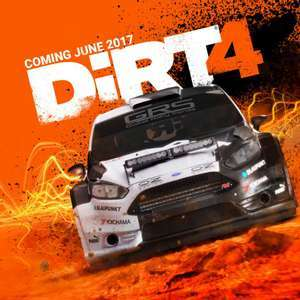 Dirt 4 sur PC (Dématérialisé - Steam)