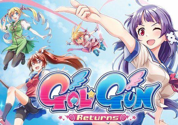 Gal*Gun Returns sur PC (Dématérialisé - Steam)