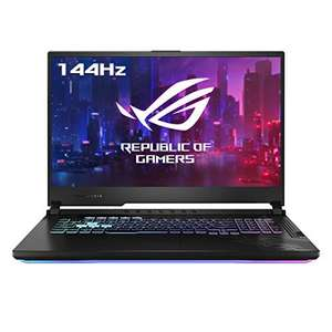 "PC Portable 17.3"" Asus ROG Strix G17 - Full HD 144 Hz, i7-10875H, 32 Go RAM, 1 To SSD, RTX 2070, Sans OS, QWERTY ES"