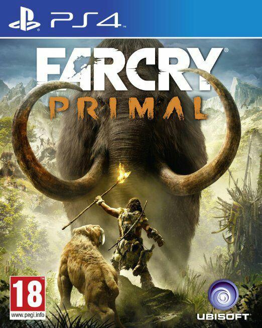 Far Cry Primal (VO mais sous-titres FR) sur PS4 et Xbox One