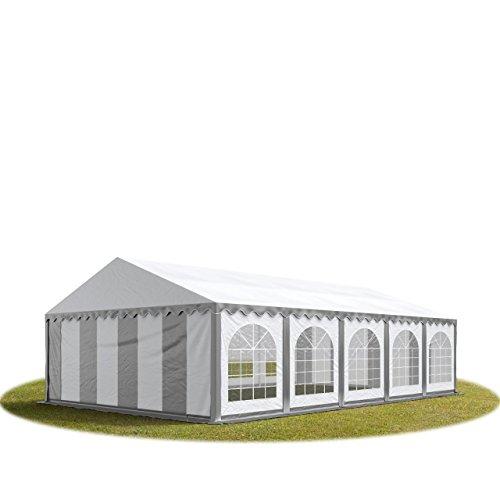 Tente de Réception Barnum - 5 x 10 m, Bâches PVC env. 500g/m² (Vendeur tiers)