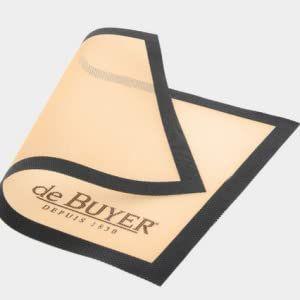 Tapis de cuisson De Buyer Airmat Siliconé Aéré 4938.40 (40 x 30 cm)
