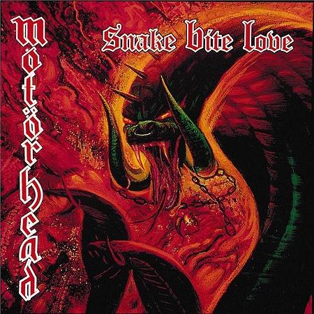 CD Motörhead Snake bite love
