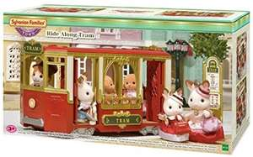 [Amazon Prime] Mini Poupées Sylvanian Families - Le Tramway (6007)