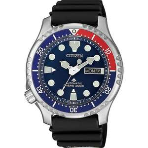 Montre automatique Citizen Promaster NY0086-16LE